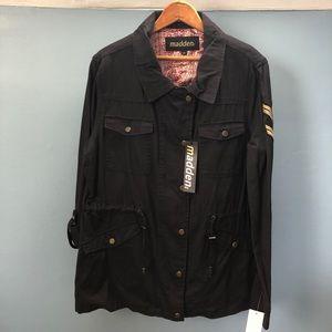 Madden Black Spring Jacket